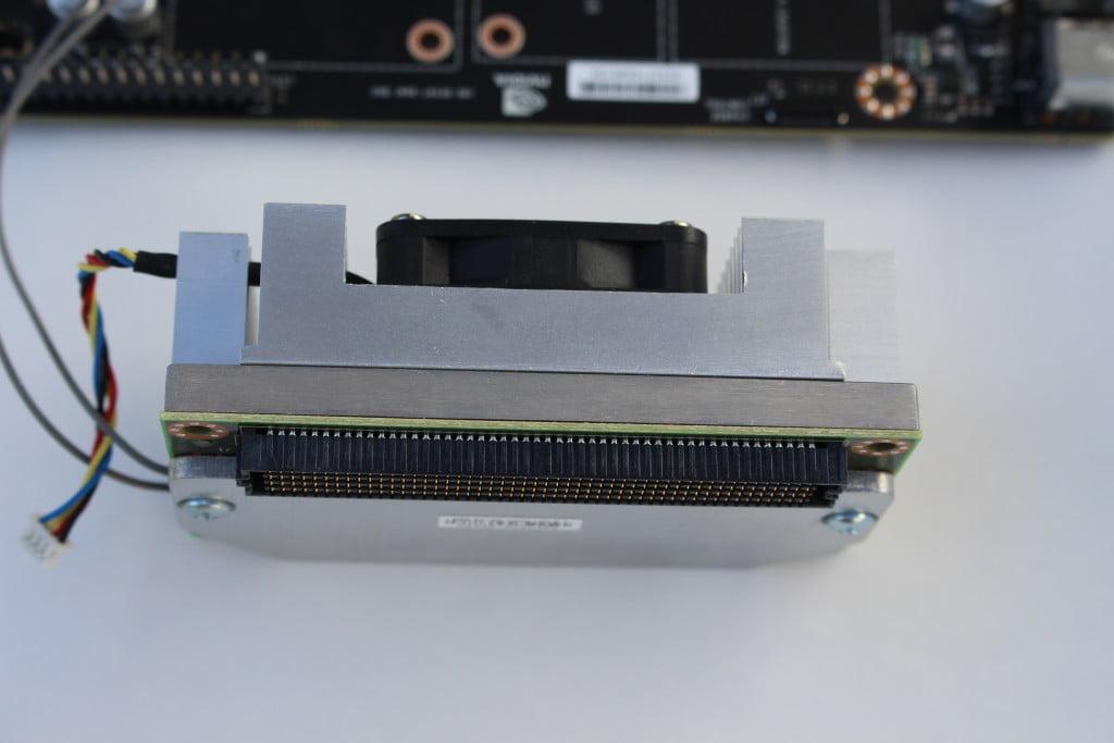 Jetson TX1 Module Side