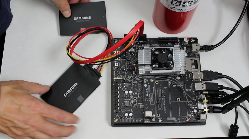 how to install a ssd samsung drive