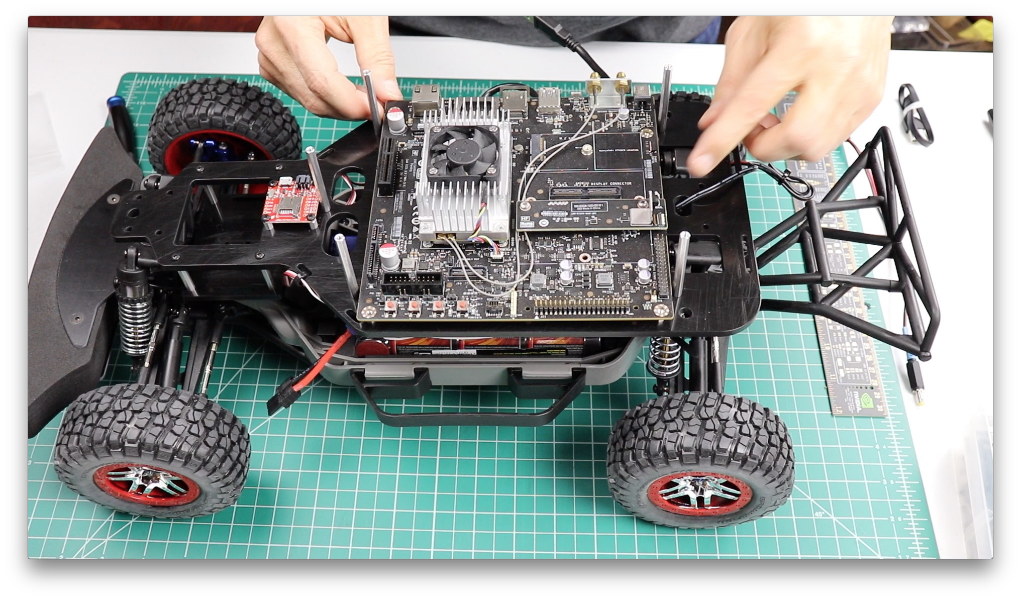 Jetson Dev Kit Installation