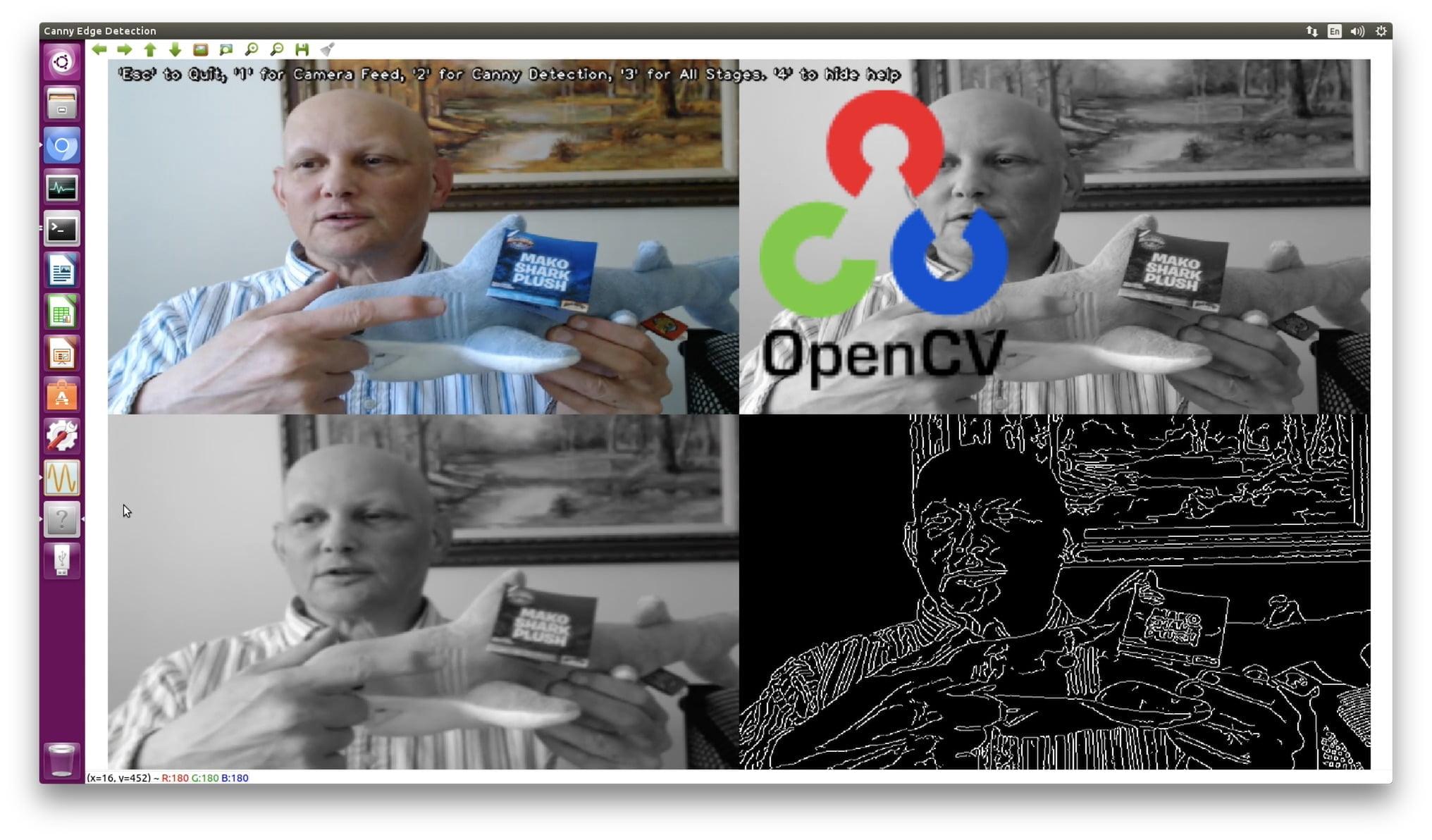 Jetsonhacks — Build OpenCV 3 4 with CUDA on NVIDIA Jetson TX1